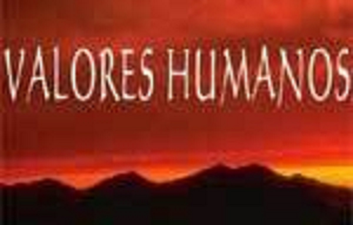 VALORES HUMANOS.